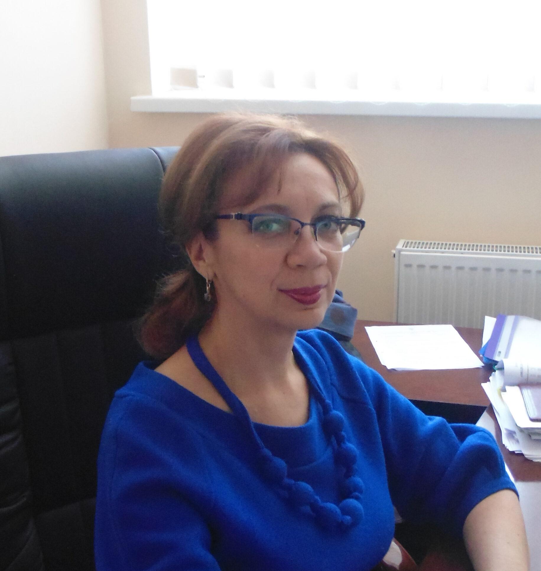 Шебаніна Олена В'ячеславівна