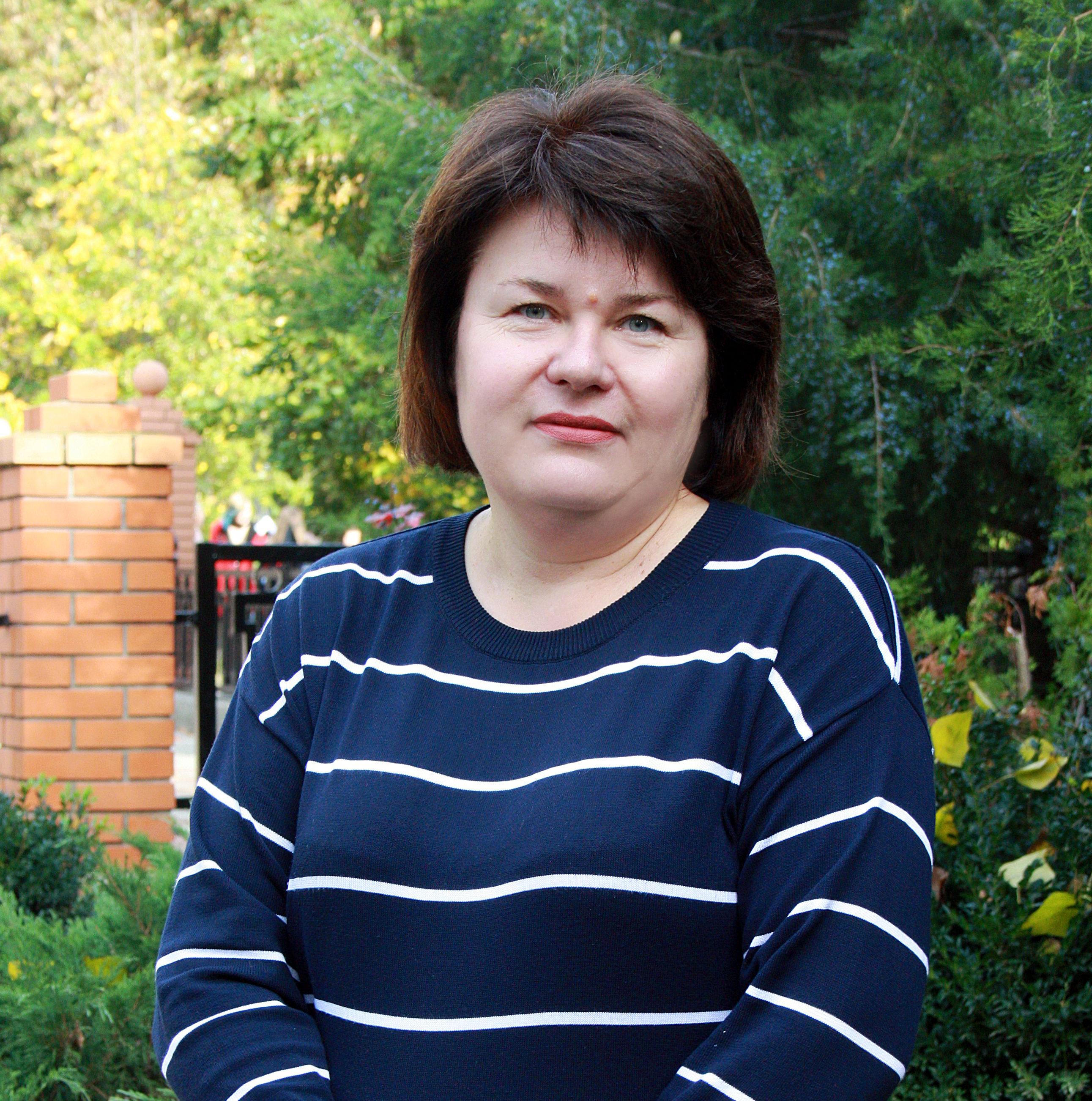 Дубініна Марина Вікторівна