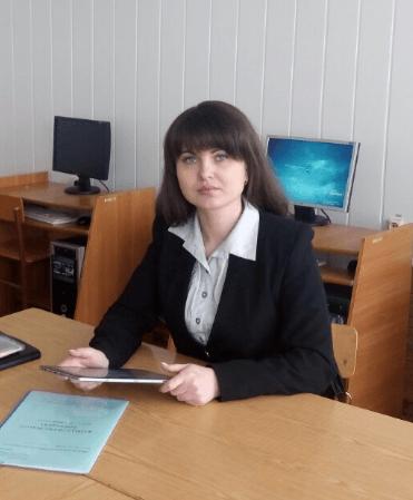 Ручинська Наталія Сергіївна
