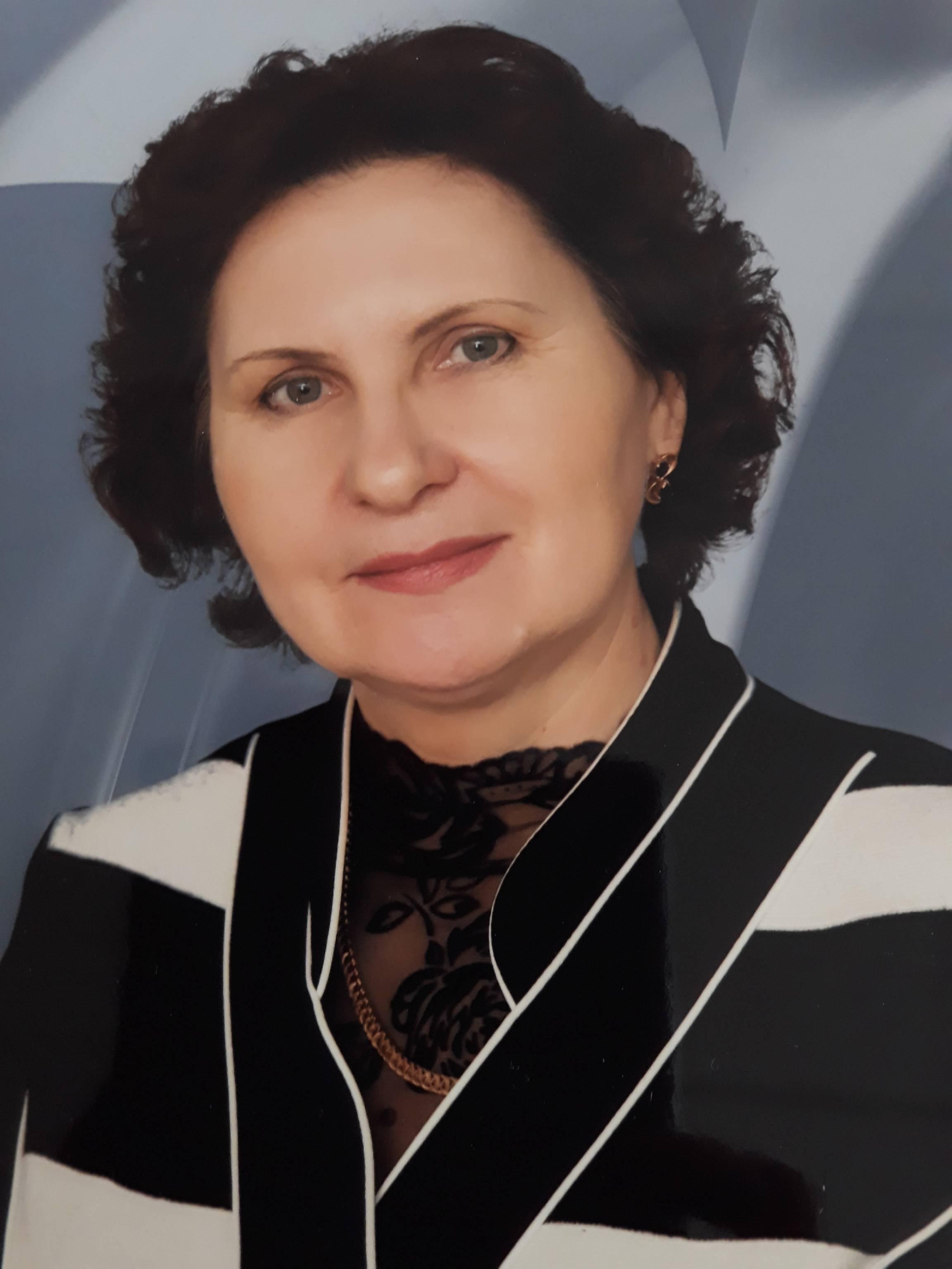 Підпала Тетяна Василівна