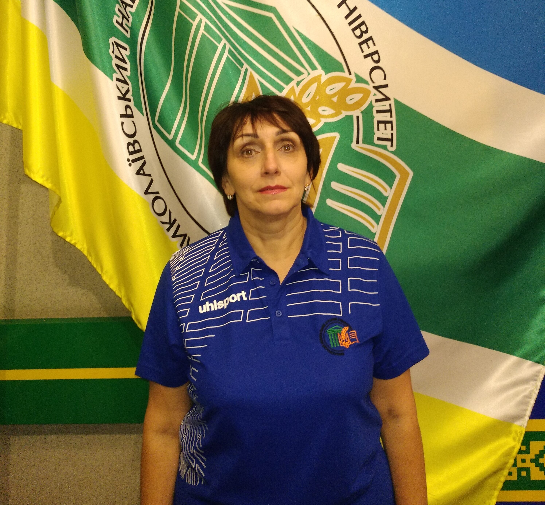 Петренко Наталія Валеріївна