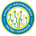 Логотип кафедри ІСтТ