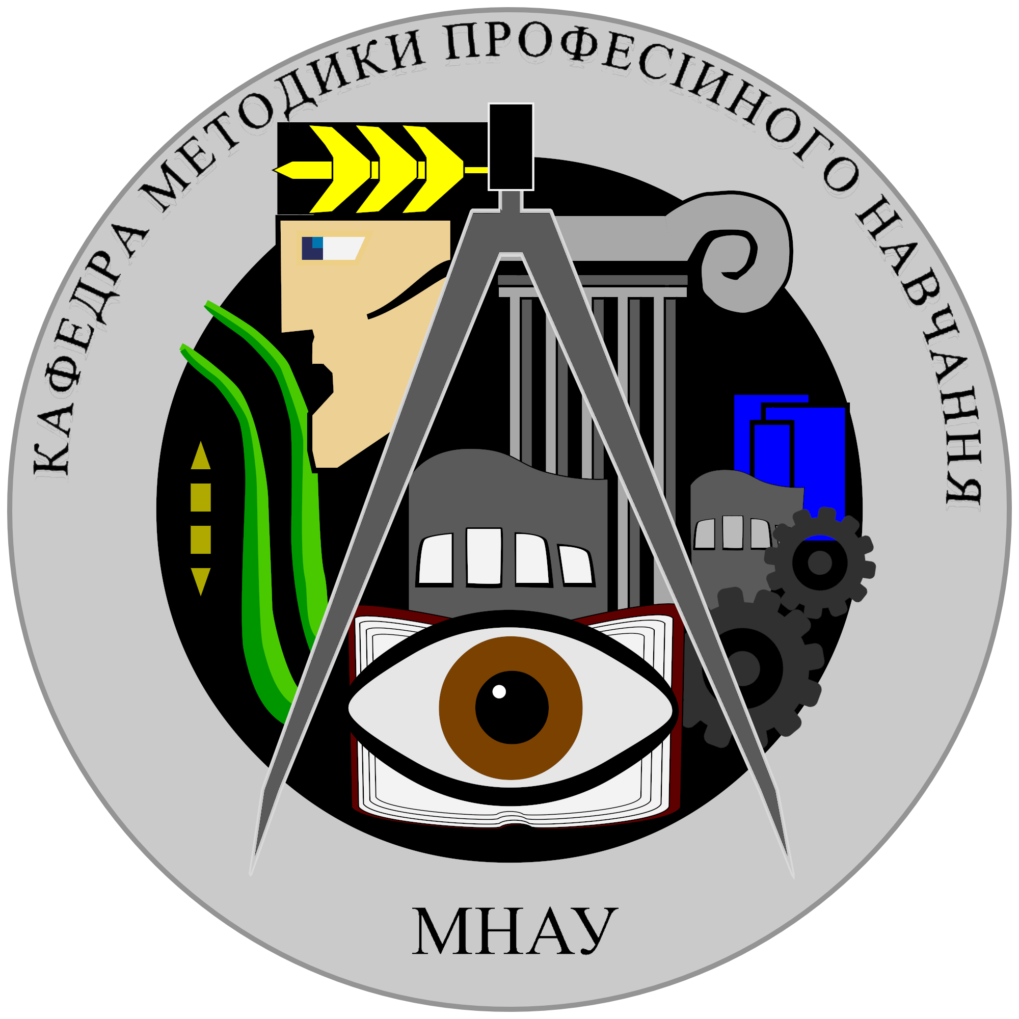 логотип кафедра методики професійного навчання