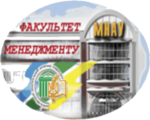 Логотип факультету Менеджменту МНАУ