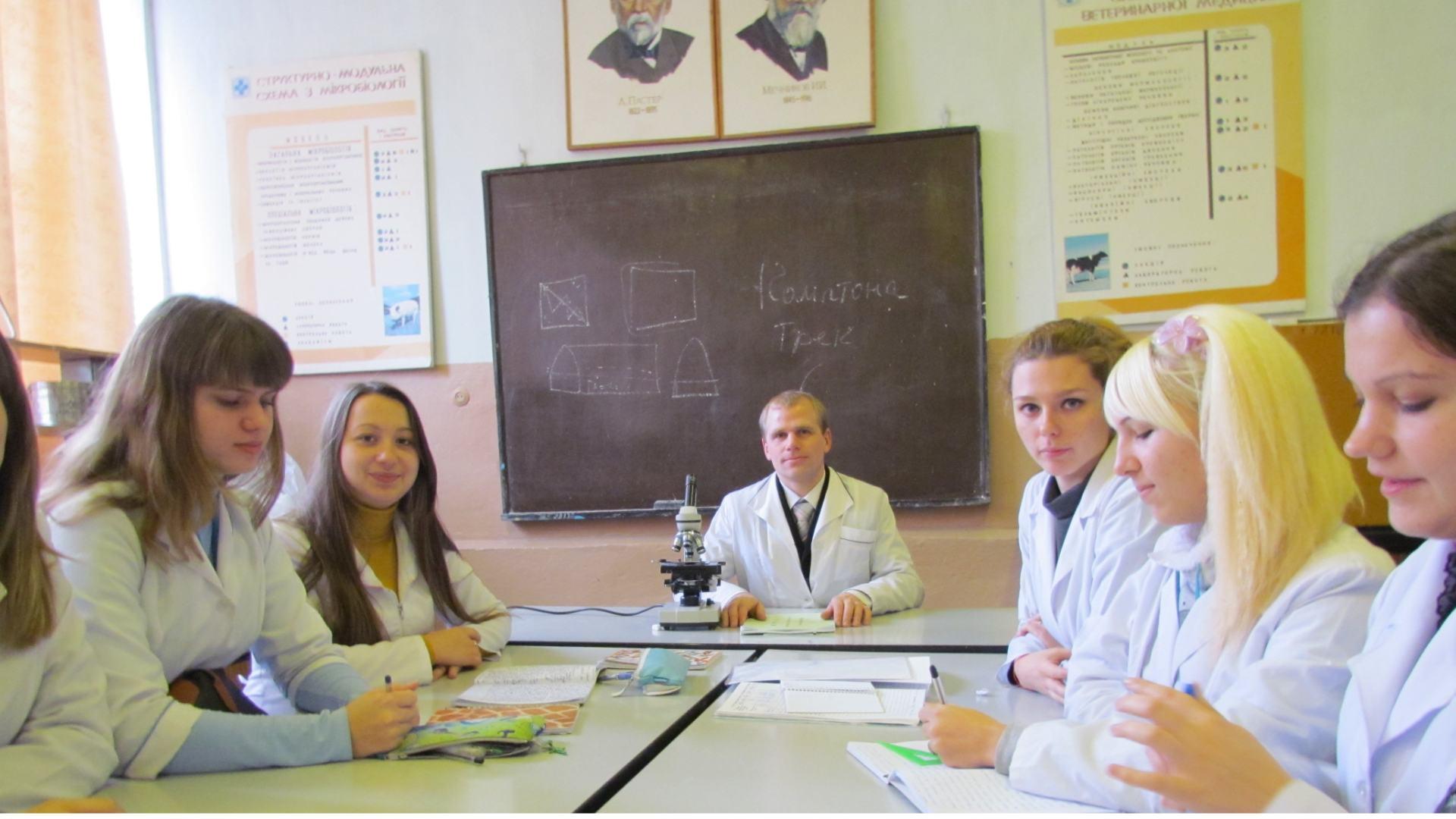 Професорсько-викладацький склад кафедри