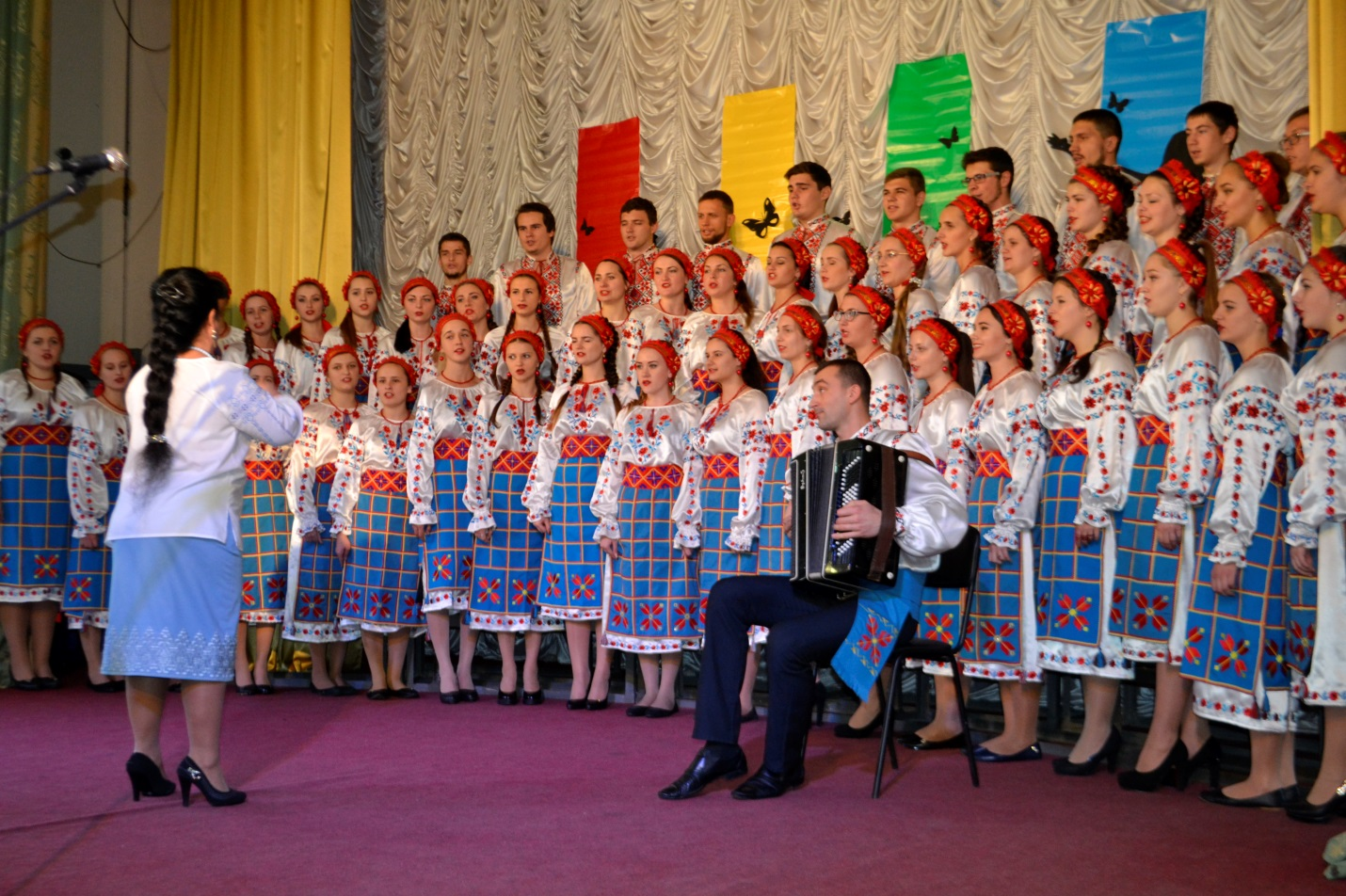 хоровий колектив «Калина»