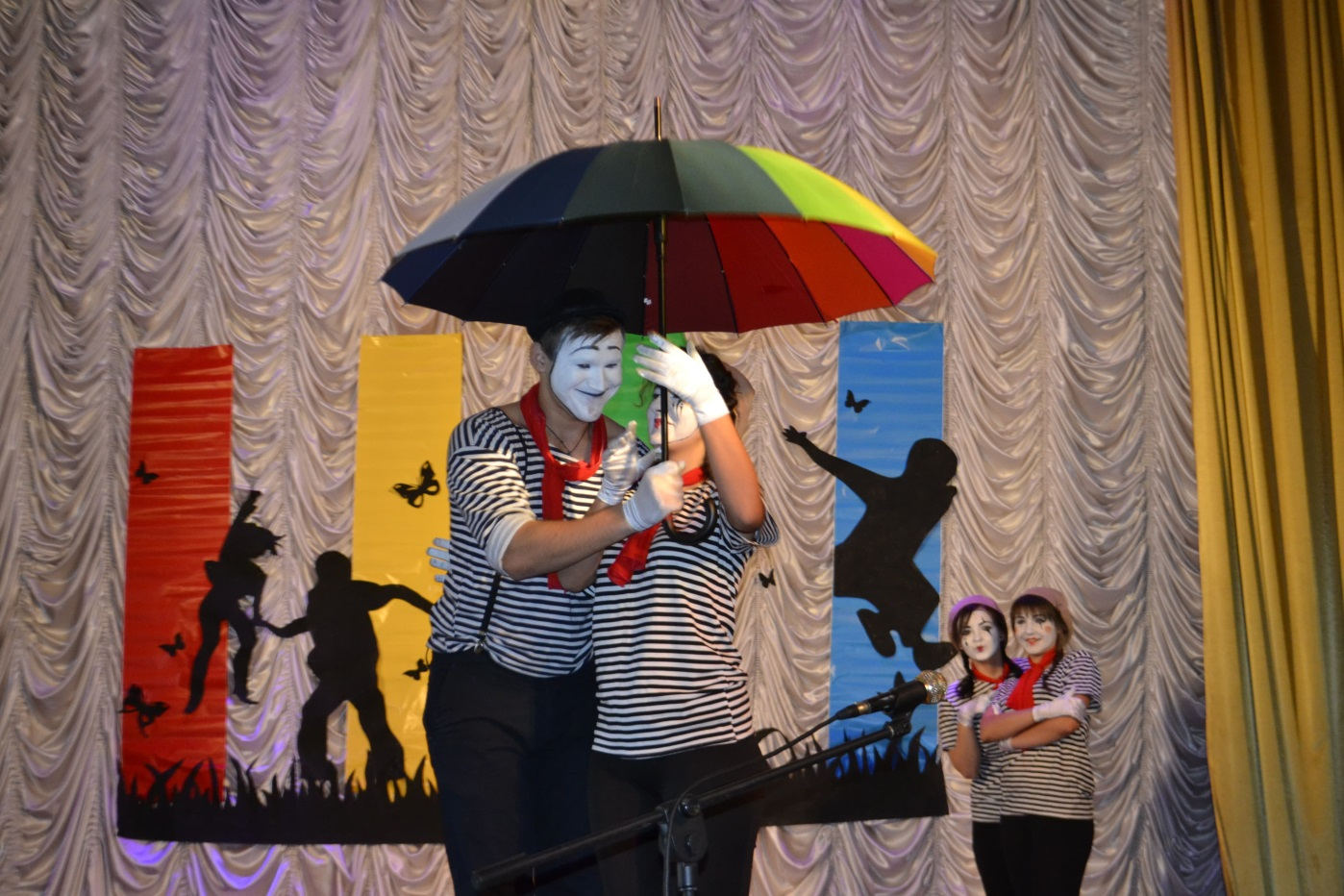 студентський театр «М.А.С.К.А.»
