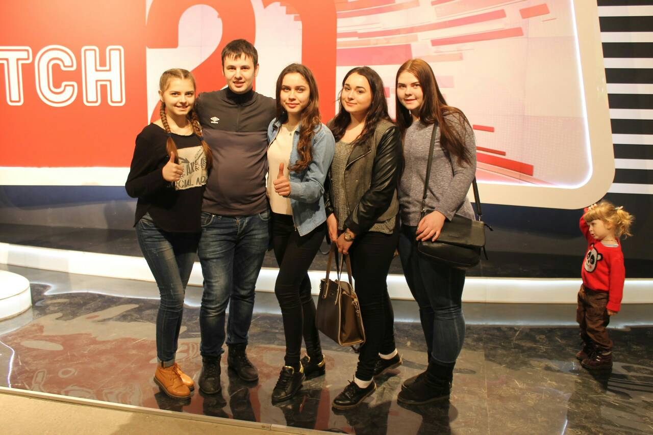 студентське телебачення «МНАУ-TV»