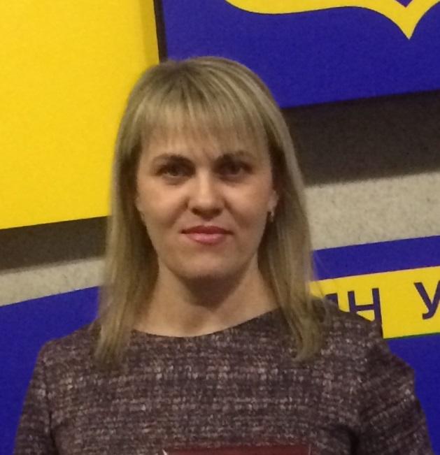 Лихач Анна Василівна