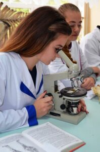 Кафедра зоогігієни та ветеринарії