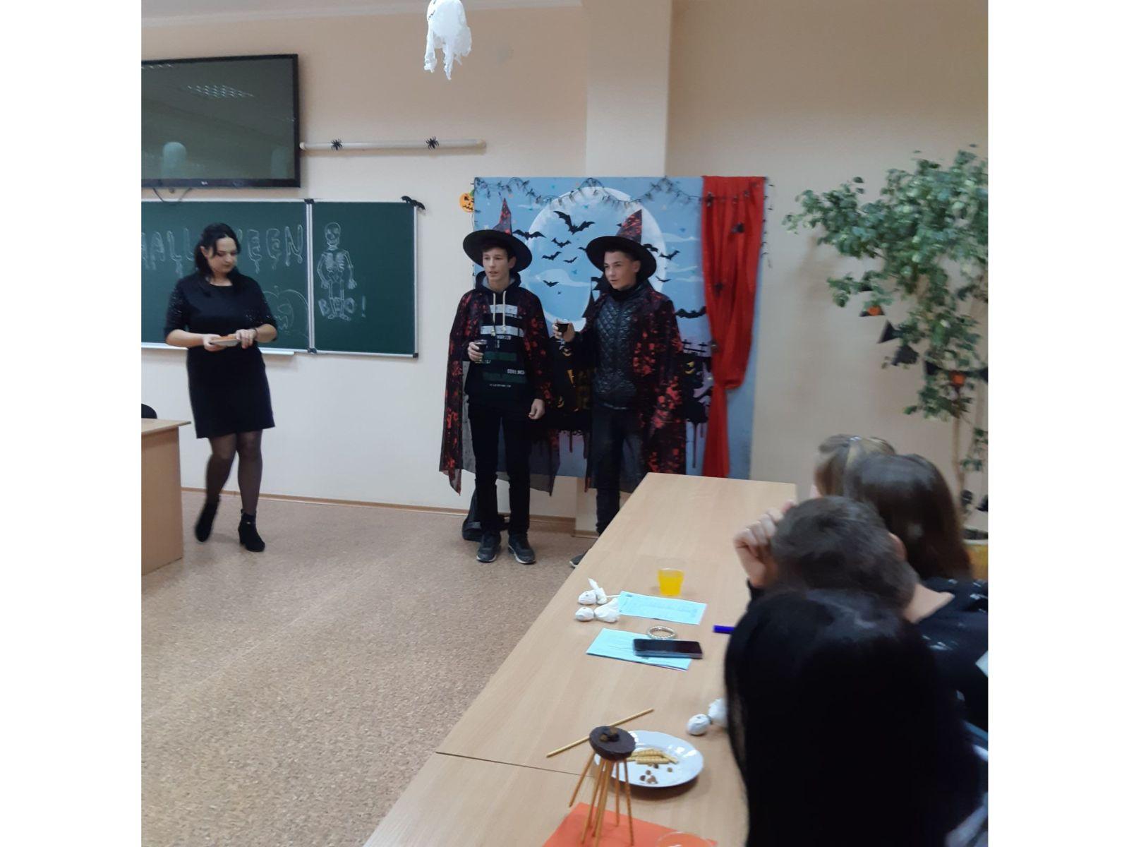Профорієнтаційна діяльність кафедри ГГТБ