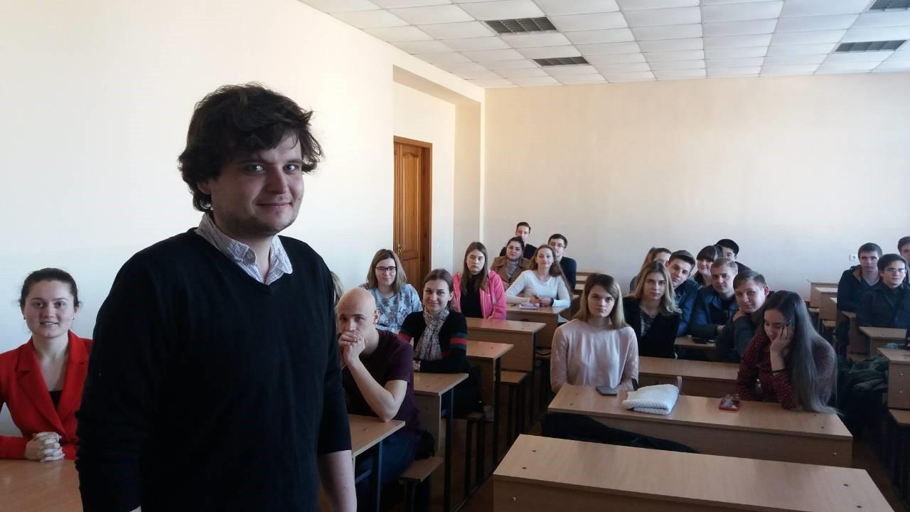 Кафедра іноземних мов Миколаївського НАУ