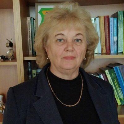 Нежлукченко Тетяна Іванівна